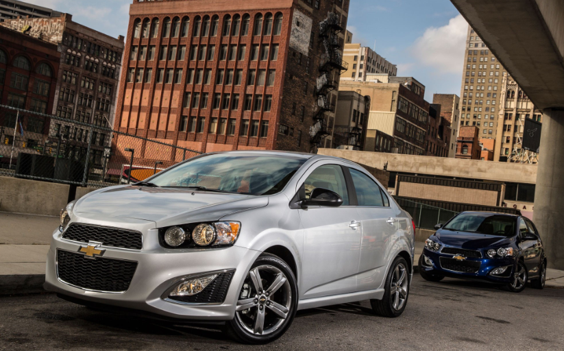 2020 Chevy Sonic Review.2020 Chevrolet Sonic Turbo Performance Chevrolet Engine News