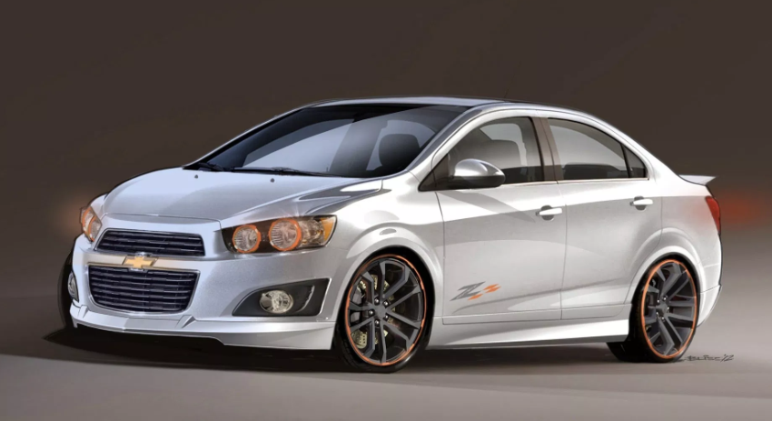 2020 Chevy Sonic Review.2020 Chevrolet Sonic Lt Specs Price Release Date