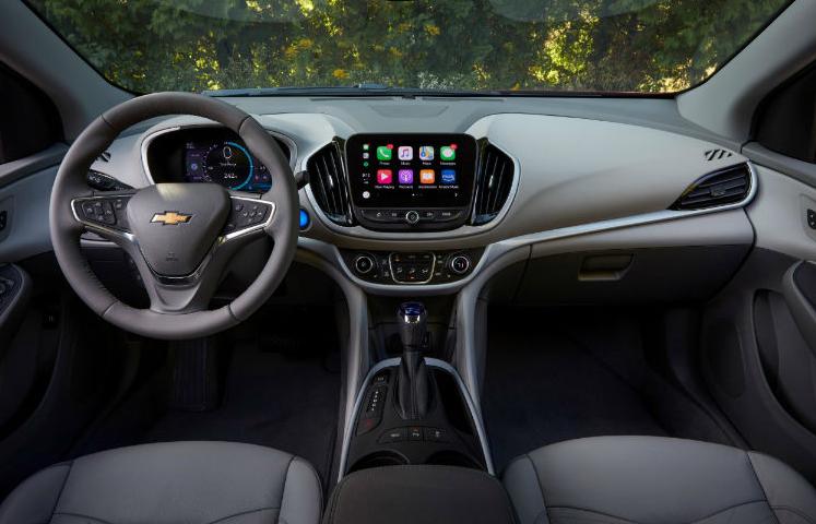 2020 Chevrolet Sonic Interior Changes