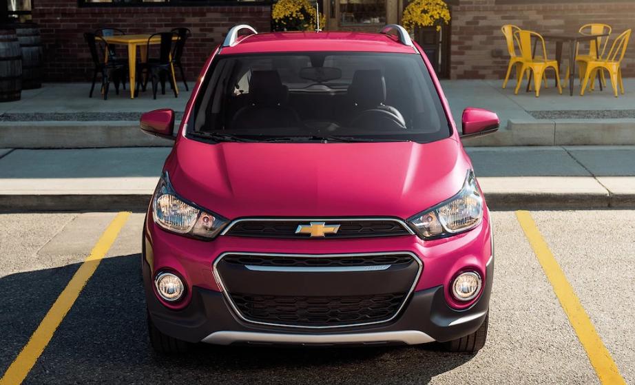 2020 Chevrolet Spark Price