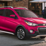 2020 Chevrolet Spark Release Date