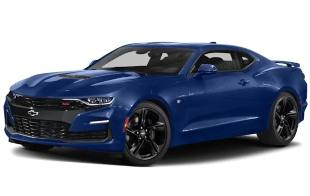 2020 Chevrolet Camaro 1LT | Chevrolet Engine News