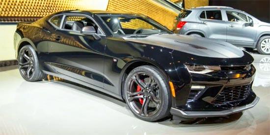 2020 Chevrolet Camaro 1SS Specs | Chevrolet Engine News