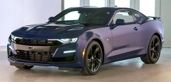 2020 Chevrolet Camaro 2LT | Chevrolet Engine News