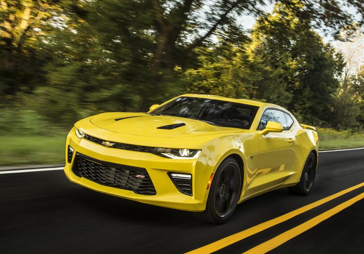 2020 Chevrolet Camaro 2SS 0-60 | Chevrolet Engine News