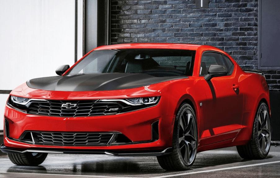2020 Chevrolet Camaro 2SS Interior | Chevrolet Engine News