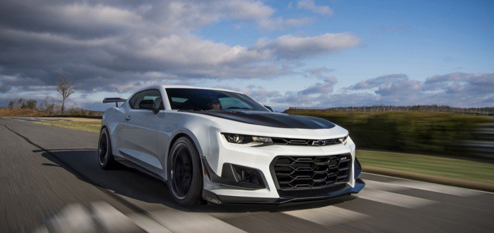 2020 Chevrolet Camaro Iroc-Z | Chevrolet Engine News