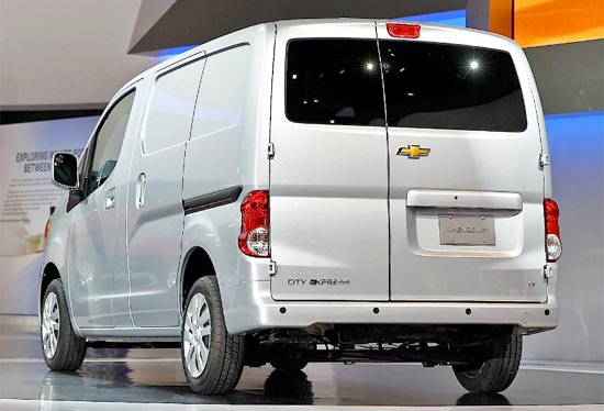 2020 Chevrolet City Express Release Date | Chevrolet ...