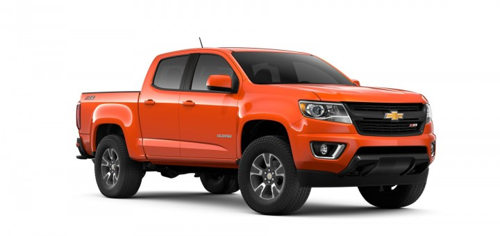 2020 Chevrolet Colorado Crush | Chevrolet Engine News