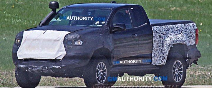 2020 Chevrolet Colorado Options | Chevrolet Engine News