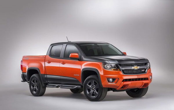 2020 Chevrolet Colorado V8 Chevrolet Engine News