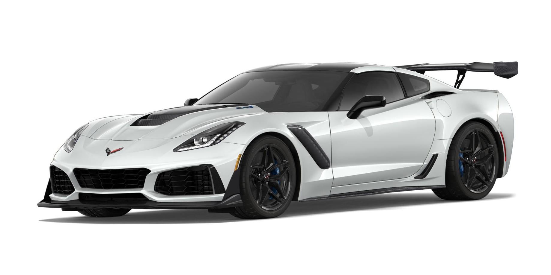 2020 Chevrolet Corvette Coupe ZR1 3ZR | Chevrolet Engine News