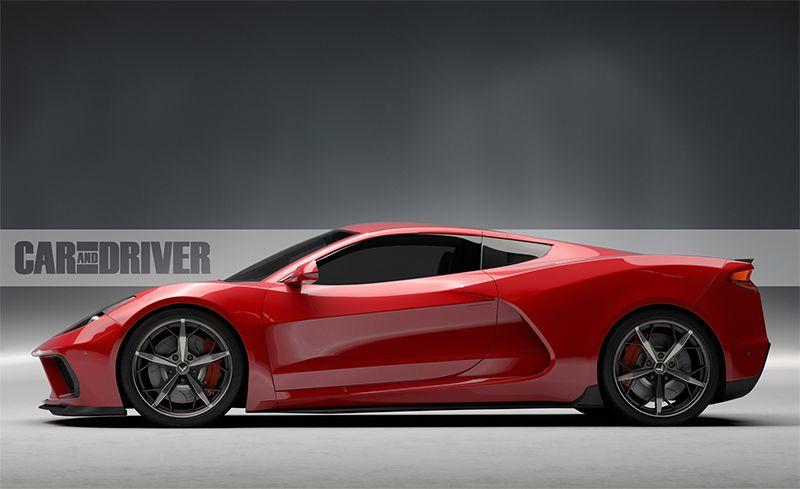 2020 Chevrolet Corvette Engine Options | Chevrolet Engine News