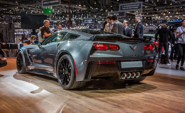 2020 Chevrolet Corvette Grand Sport Coupe 2LT | Chevrolet ...