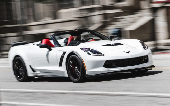 2020 Chevrolet Corvette Z06 Convertible 2LZ | Chevrolet ...