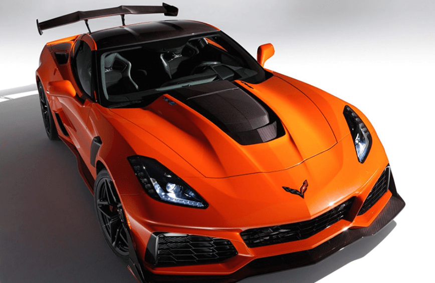 2020 Chevrolet Corvette ZR1 3ZR Changes | Chevrolet Engine ...