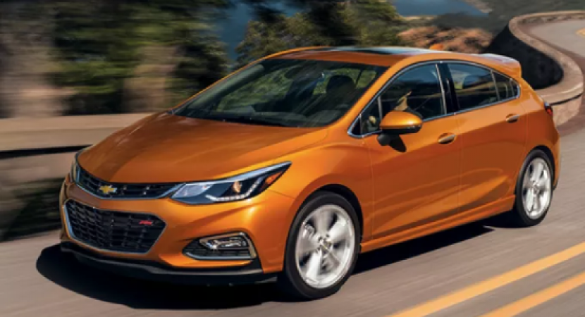 2020 Chevrolet Cruze Colors | Chevrolet Engine News