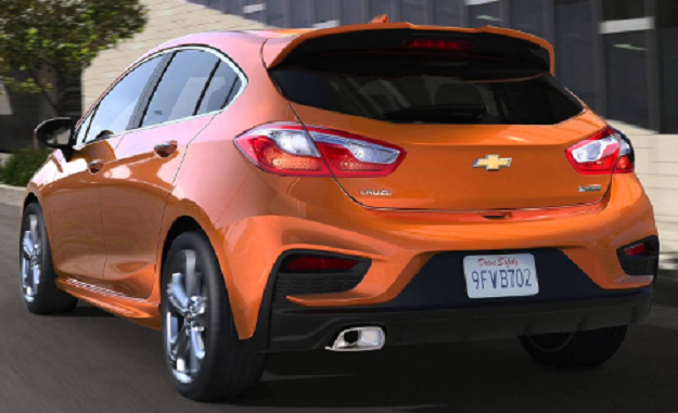 2020 Chevrolet Cruze Hatchback Price | Chevrolet Engine News