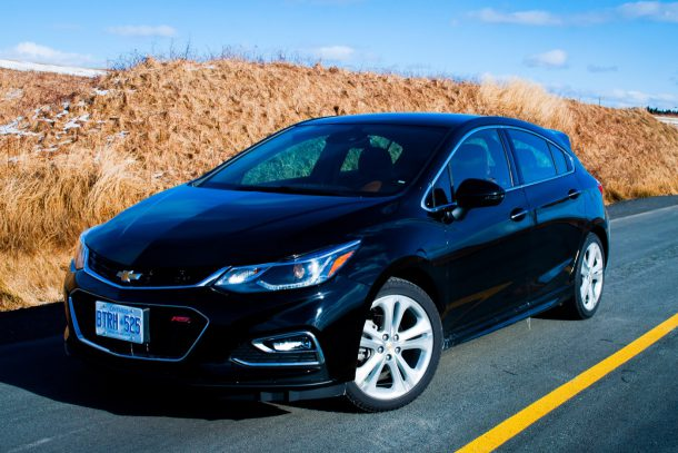 2020 Chevrolet Cruze Premier Hatchback | Chevrolet Engine News