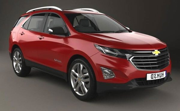 2020 Chevrolet Equinox 1LT Design | Chevrolet Engine News