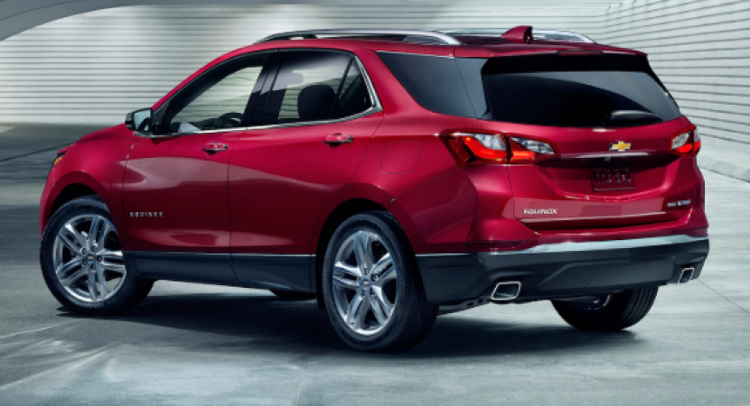 2020 Chevrolet Equinox AWD Premier | Chevrolet Engine News