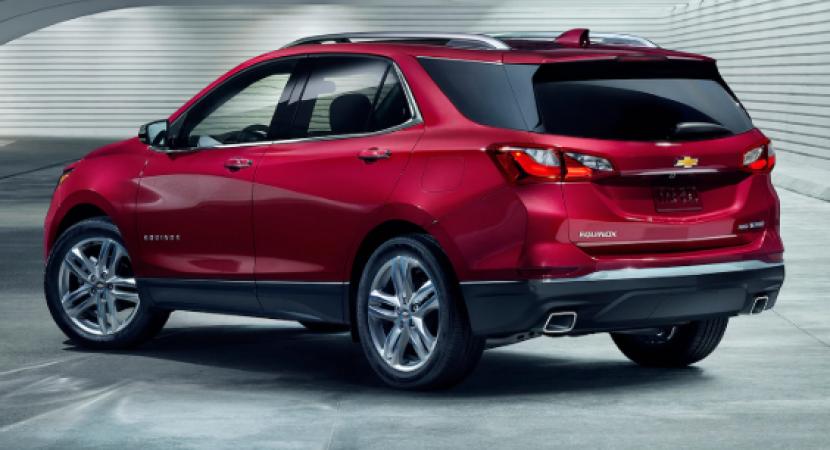 2020 Chevrolet Equinox Manual | Chevrolet Engine News