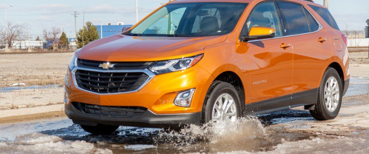 Chevrolet Equinox V Engine Specs