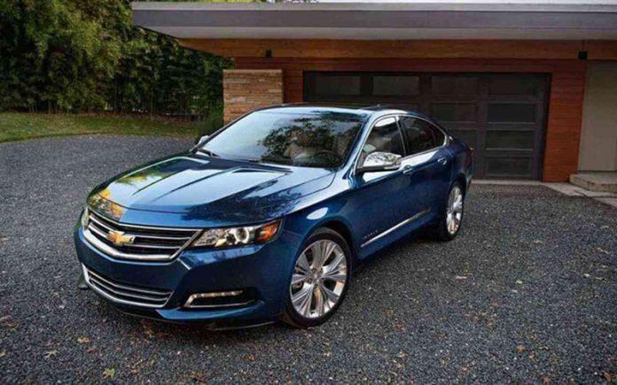 2020 Chevrolet Impala Horsepower Chevrolet Engine News