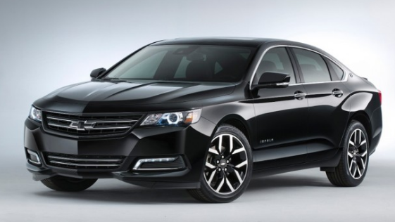 2020 Chevrolet Impala LTZ Concept | Chevrolet Engine News