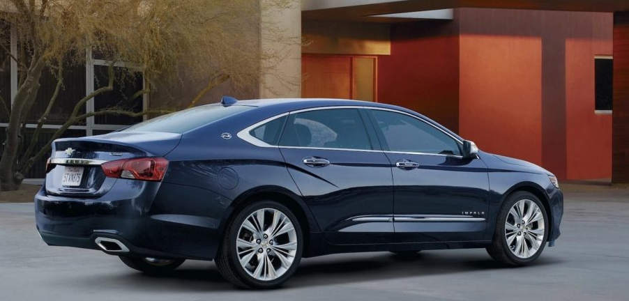 2020 Chevrolet Impala Premier 0-60 | Chevrolet Engine News