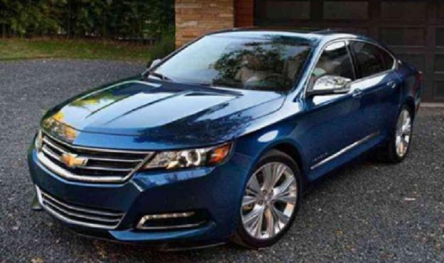 2020 Chevrolet Impala Premier Changes | Chevrolet Engine News