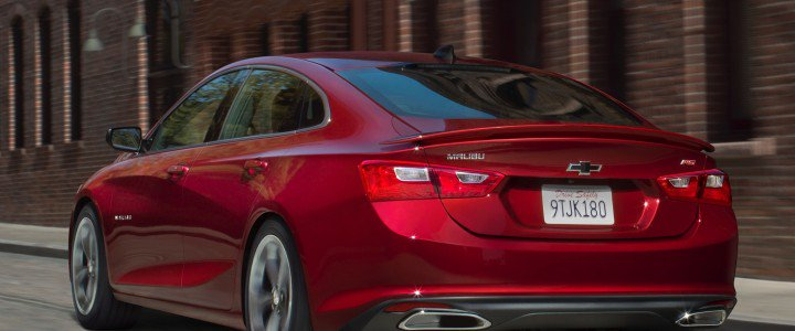 2020 Chevrolet Malibu 1LT Changes | Chevrolet Engine News