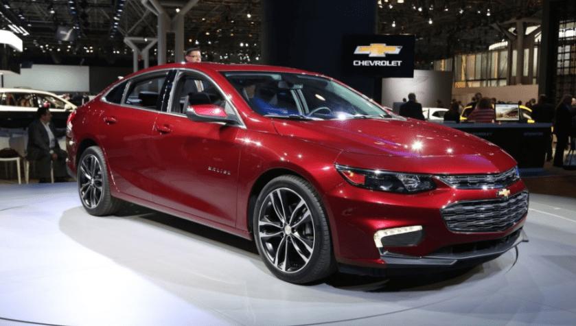 2020 Chevrolet Malibu Hybrid Specs | Chevrolet Engine News