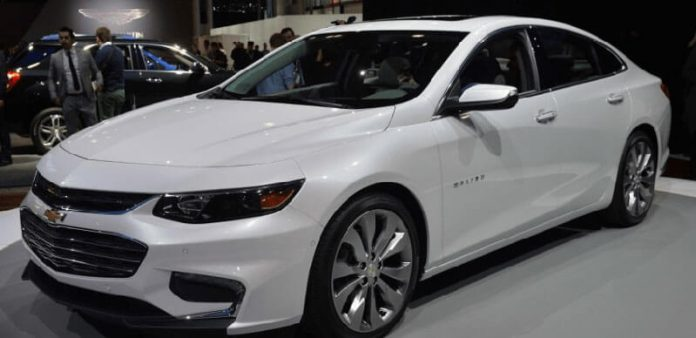 2020 Chevrolet Malibu LT Redesign | Chevrolet Engine News