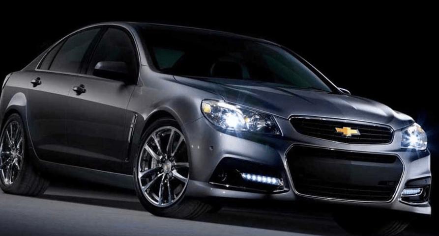 Chevrolet Malibu Ss Redesign