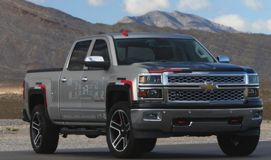 2020 Chevrolet Silverado 1500 Hd Double Cab | Chevrolet ...