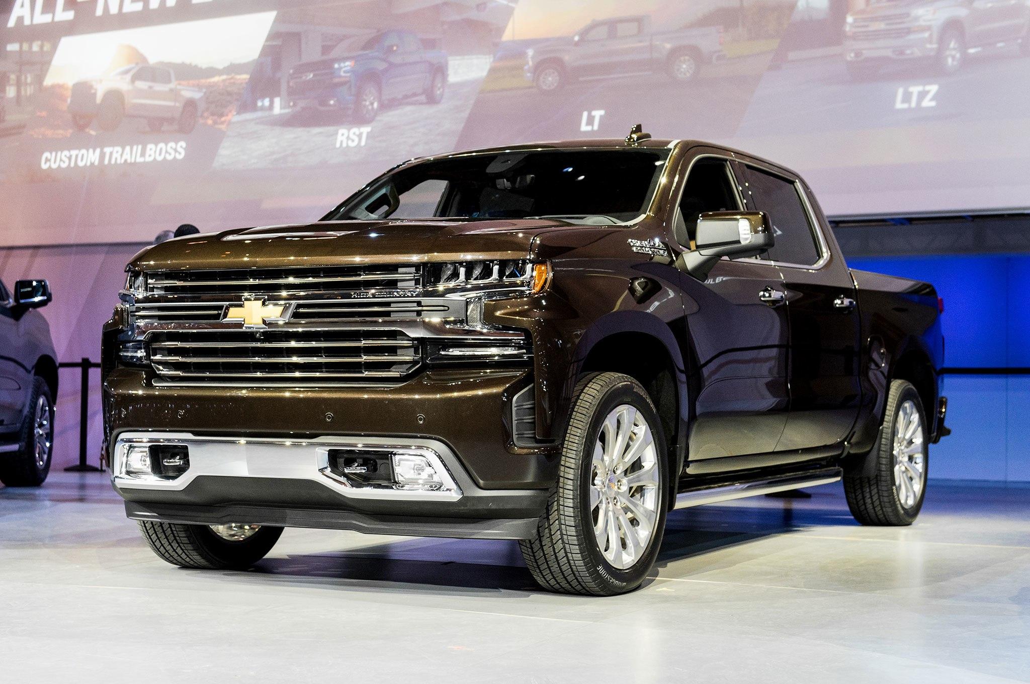 2020 Chevrolet Silverado 1500 High Country | Chevrolet ...
