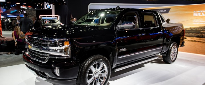 2020 Chevrolet Silverado 1500 High Country Configurations ...