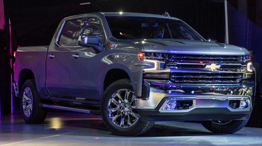 2020 Chevrolet Silverado 1500 Hybrid Specs | Chevrolet ...