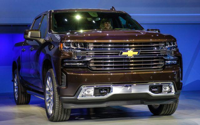 2020 Chevrolet Silverado 1500 Silverado Custom Mpg ...