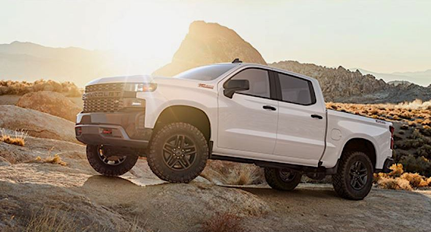 2020 Chevrolet Silverado 1500 Trail Boss | Chevrolet Engine News