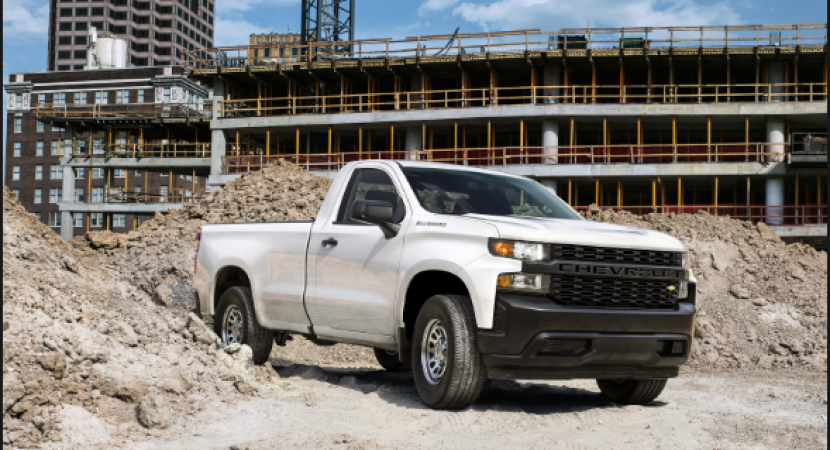 2020 Chevrolet Silverado 2500HD Crew Cab Towing Capacity ...