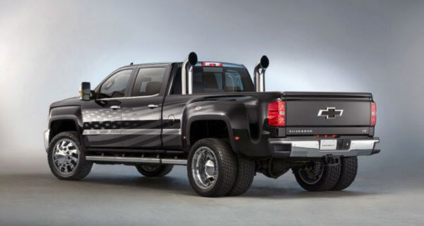 2020 Chevrolet Silverado 2500HD Double Cab Duramax | Chevrolet Engine News