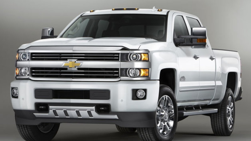 2020 Chevrolet Silverado 2500HD High Country Price ...