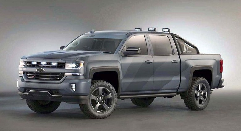2020 Chevrolet Silverado 2500HD Midnight | Chevrolet Engine News