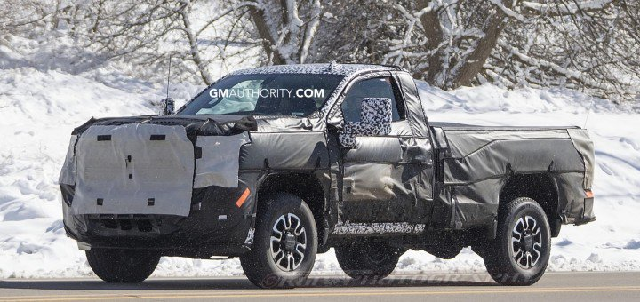 2020 Chevrolet Silverado 2500HD Regular Cab | Chevrolet ...