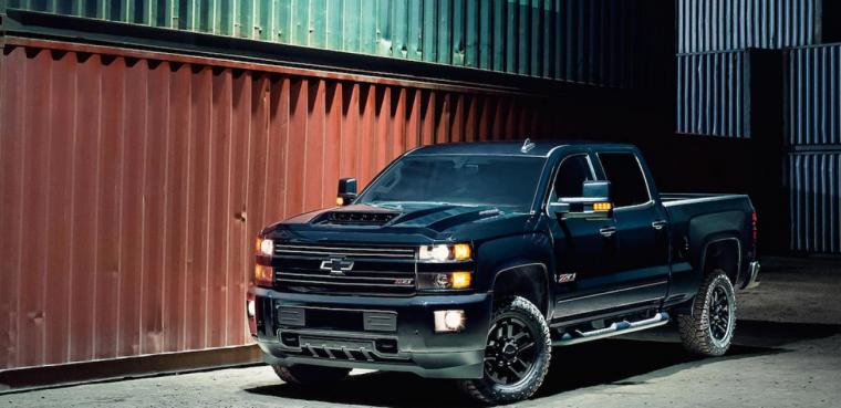 2020 Chevrolet Silverado 2500HD Special Edition ...