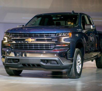 2020 Chevrolet Silverado 2500HD Wt   Chevrolet Engine News