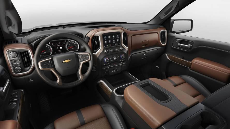 2020 Chevrolet Silverado 3500hd High Country Interior Chevrolet