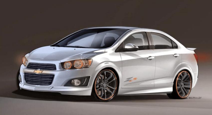 2020 Chevrolet Sonic Changes, Engine, Price | Chevrolet ...